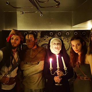 Lasombra Vampire - Vampire the masquerade cosplay by