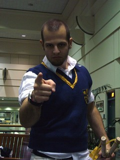 Jimmy Hopkins - Bully cosplay by hisshouburaiken - Cosplay.com