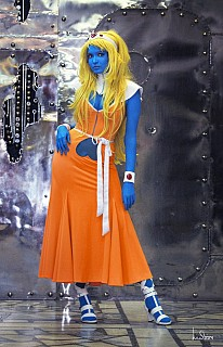 Stella stage - Daft Punk - Interstella 5555: The 5tory of ...Interstella 5555 Stella Dress