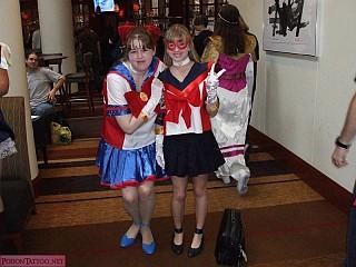 Image #4vdredy4 of Codename Sailor V - Manga