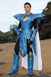 Roto Hero Erdrick Dragon Quest 3 Cosplay By Sayajin44 Cosplay Com The erdrick equipment is a set of powerful and crucially important items from the original trilogy of games. roto hero erdrick dragon quest 3