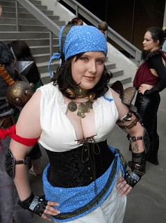 Isabela Dragon Age Origins Cosplay By Thefontbandit Cosplay Com