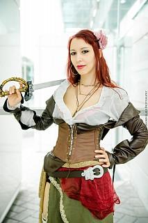 Anne Bonny Assassins Creed Iv Black Flag Cosplay By Vela Sama