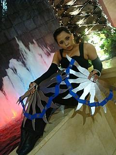 PRINCESS KITANA - Mortal Kombat: Annihilation cosplay by UsagiChiba - Cosplay.com