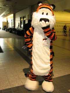 Hobbes Calvin And Hobbes Cosplay By Artsyfartsy Cosplaycom