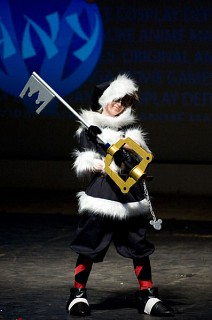 Sora Christmas Town Cosplay.Christmas Town Sora Kingdom Hearts 2 Cosplay By Nova139