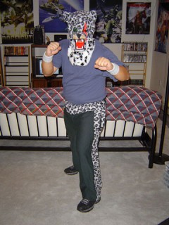 tekken 3 king costume