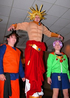 Broly - Dragon Ball Z cosplay by shadowdragon - Cosplay.com
