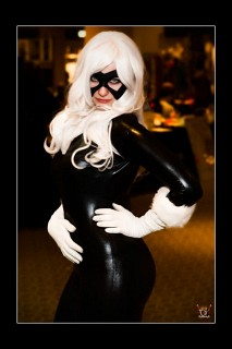 Black Cat Spider Man Cosplay By Shoe Cosplay Com