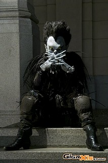 Ryuk Death Note Cosplay By Fly Aguilera Cosplay Com