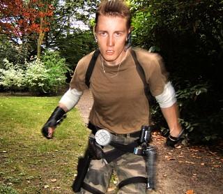 lara croft tomb raider legend cosplay