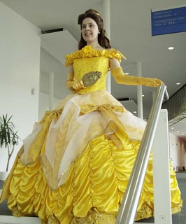 Disney Belle Completed Gown Album By Pink Princess Cosplay Com