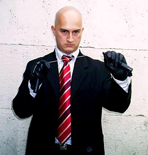 Agent 47 Hitman Cosplay By Choi Cosplay Com