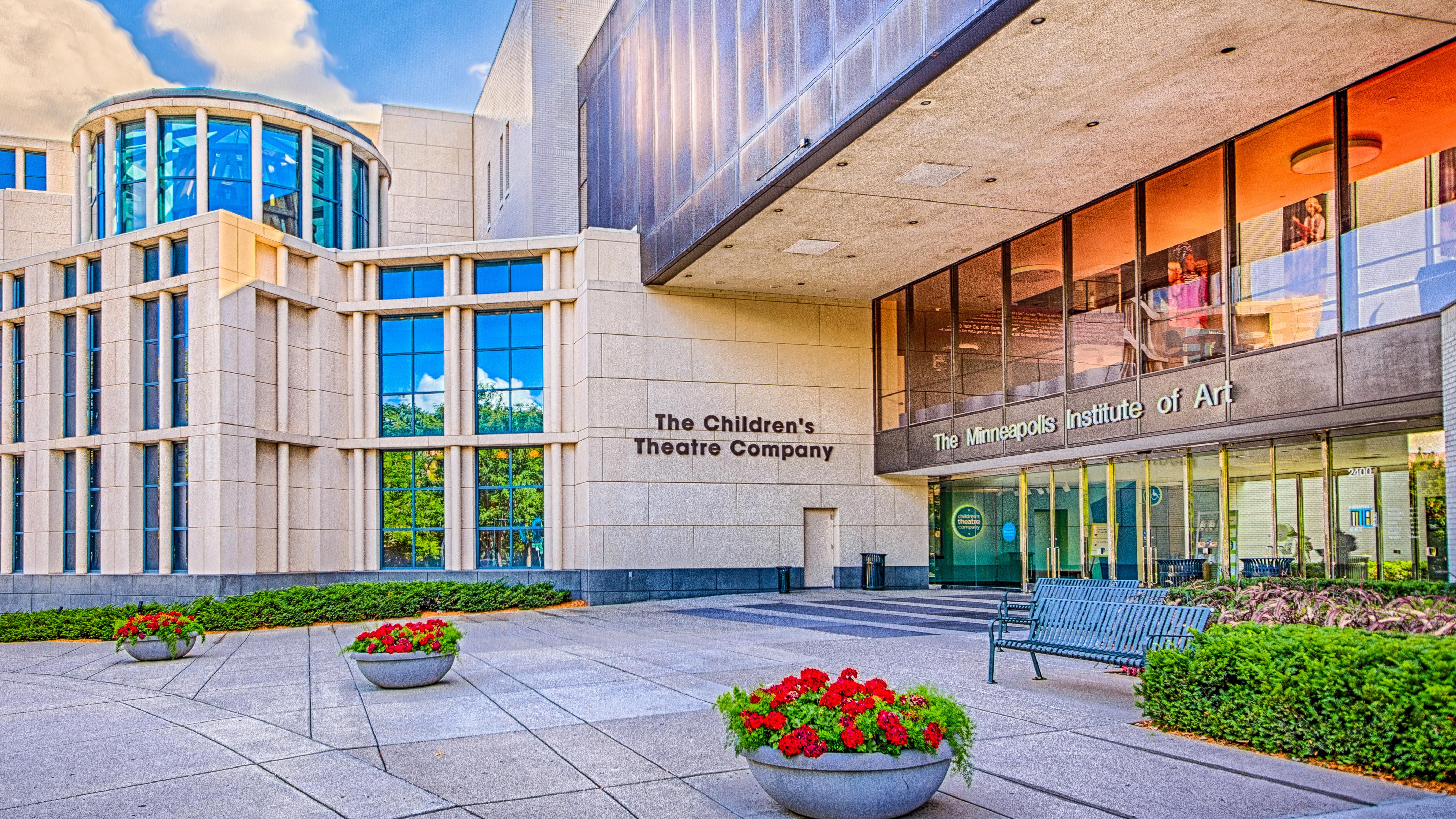 Mia and Children's Theatre buildings