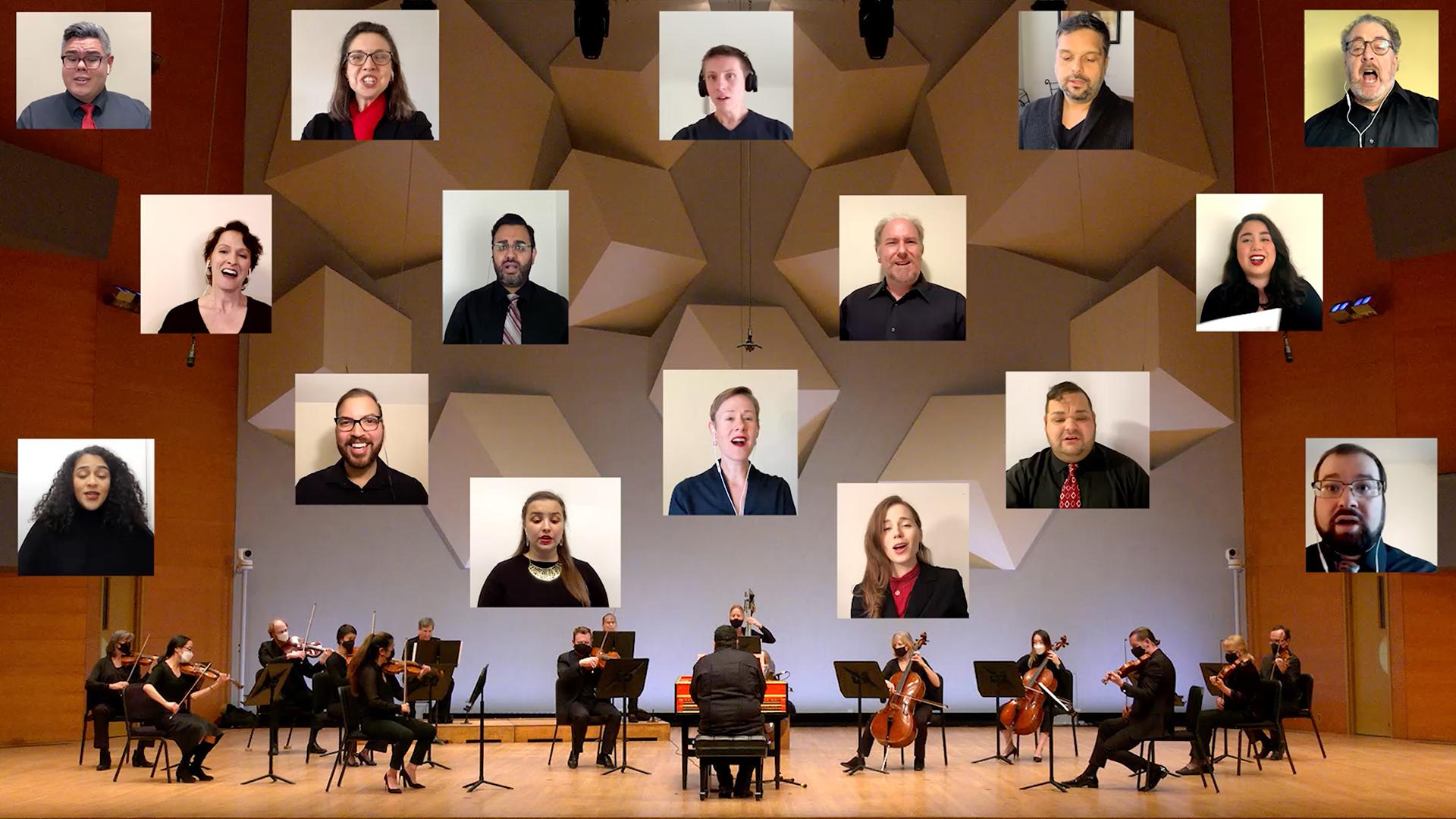 Minnsota orchestra virtual concert