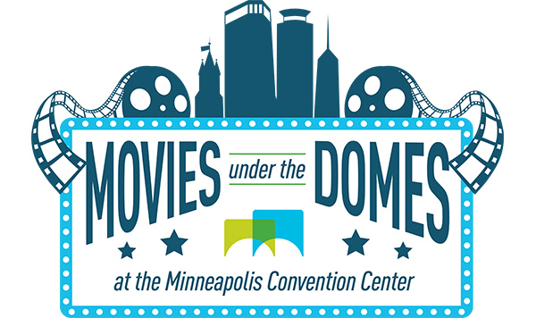 movies under the domes logo