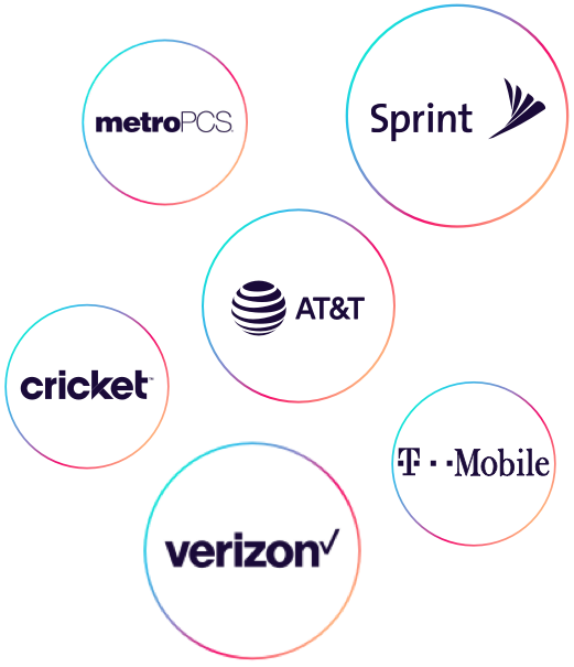Works on all major U.S. wireless carriers