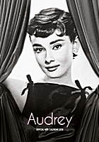 Audrey Hepburn Celebrity Wall Calendar 2018