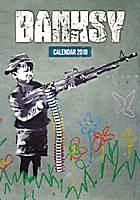 Banksy Celebrity Wall Calendar 2018