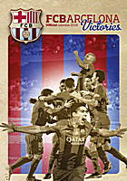 Barcelona Fc Victories Celebrity Wall Calendar 2018