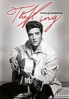 Elvis Celebrity Wall Calendar 2018