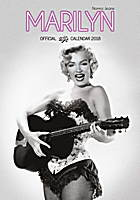 Marilyn Monroe Celebrity Wall Calendar 2018