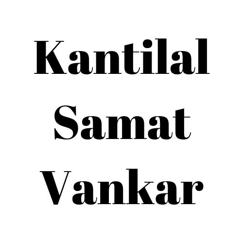 Kantilal Samat Vankar