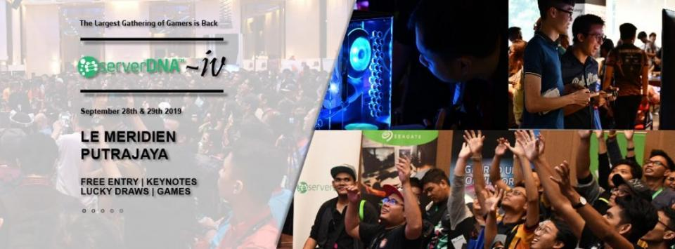 One of the biggest esports gathering in Malaysia!