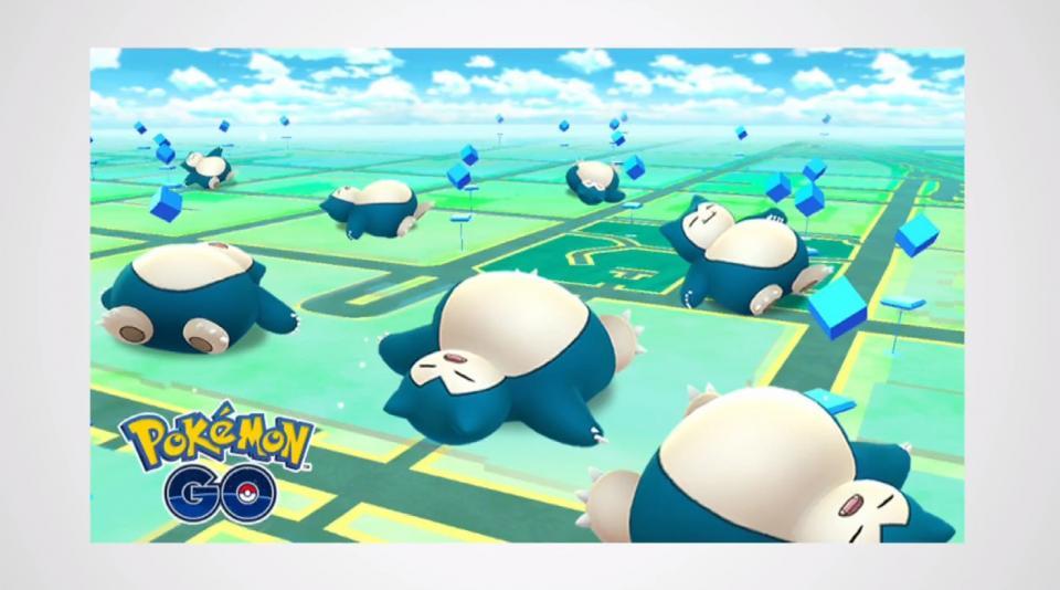 Pokemon Sleep Membolehkan Korang Tidur Bersama Pokemon Kegemaran