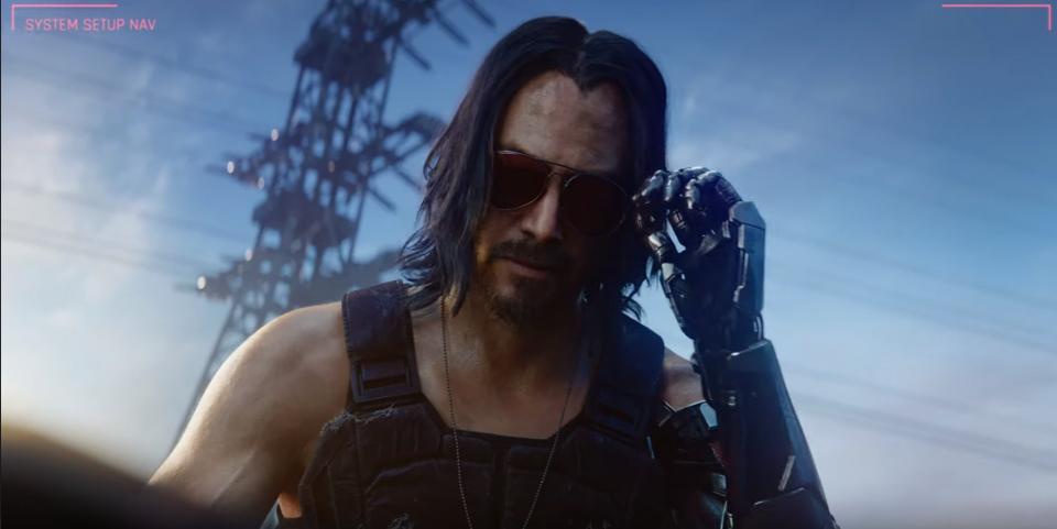 Cyberpunk 2077 Menampilkan Pelakon Terkenal, Keanu Reeves & Bakal Dilancarkan Pada 2020