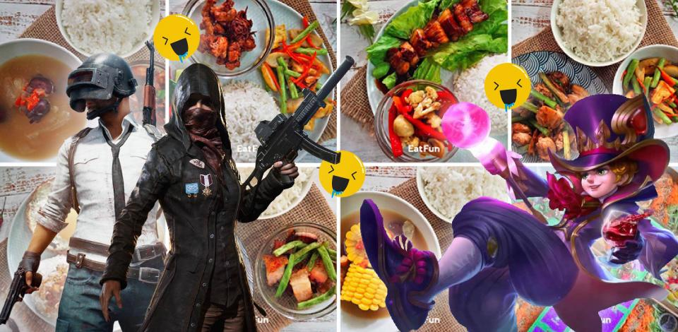 Free food for gamers? Meet our new partner EatFun.my!