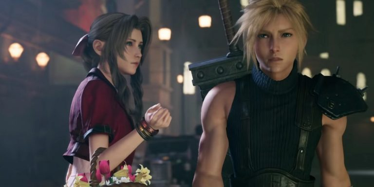 SQUARE ENIX PRESIDENT WEIGHS IN ON FANTASY VII REMAKE BEING CROSS-GEN