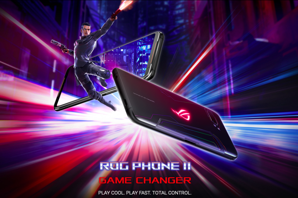 Official Launch of The ROG Phone II : World's First Snapdragon 855 Plus Gaming Phone Is Now Available!