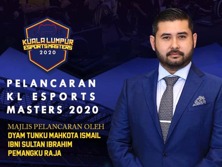 Perlancaran Kuala Lumpur EsportsMasters 2020 Sempena Server DNA IV