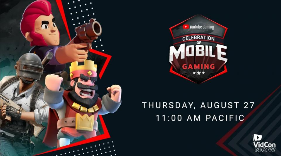YouTube Gaming is having a Mobile Gaming Tournament with a $50,000 prize pool