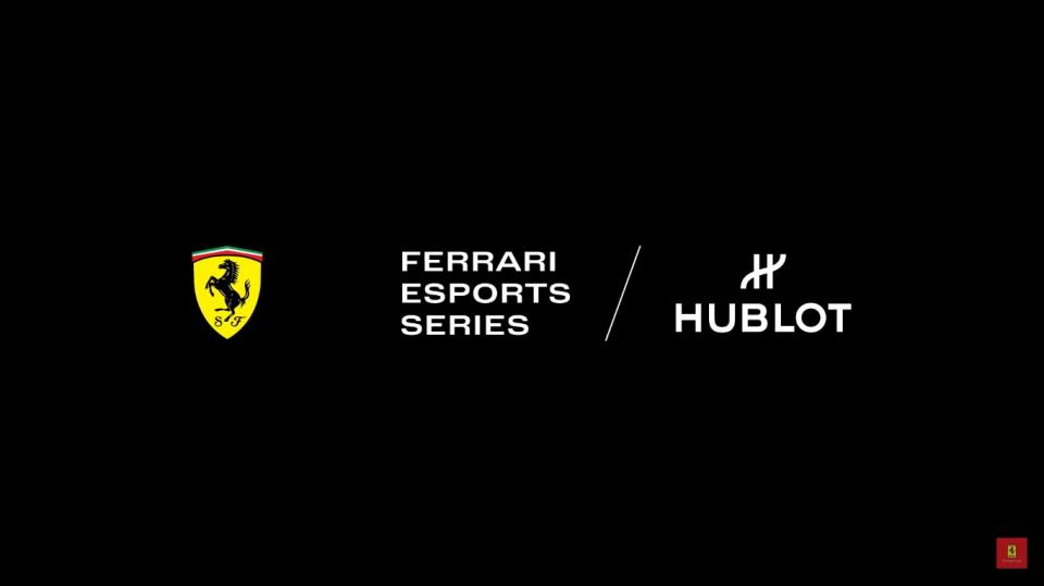Ferrari has kickstarted its own Esports championship with Hublot