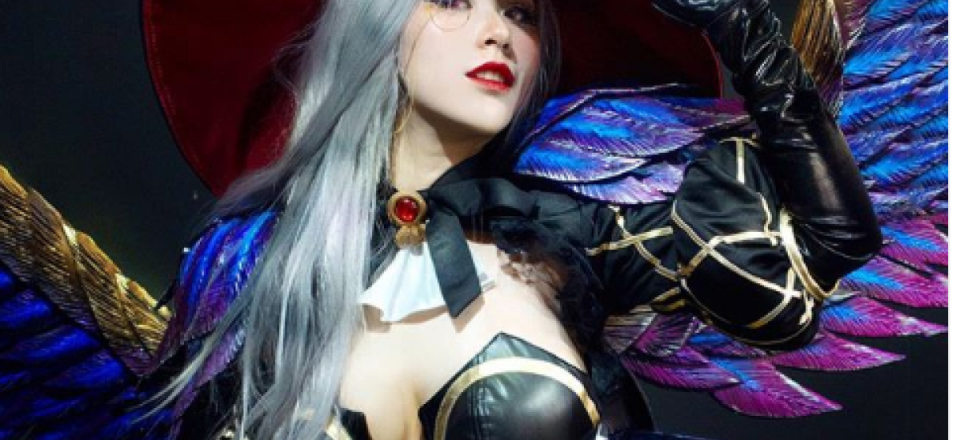 Mobile Legends: Bang Bang - four great cosplays