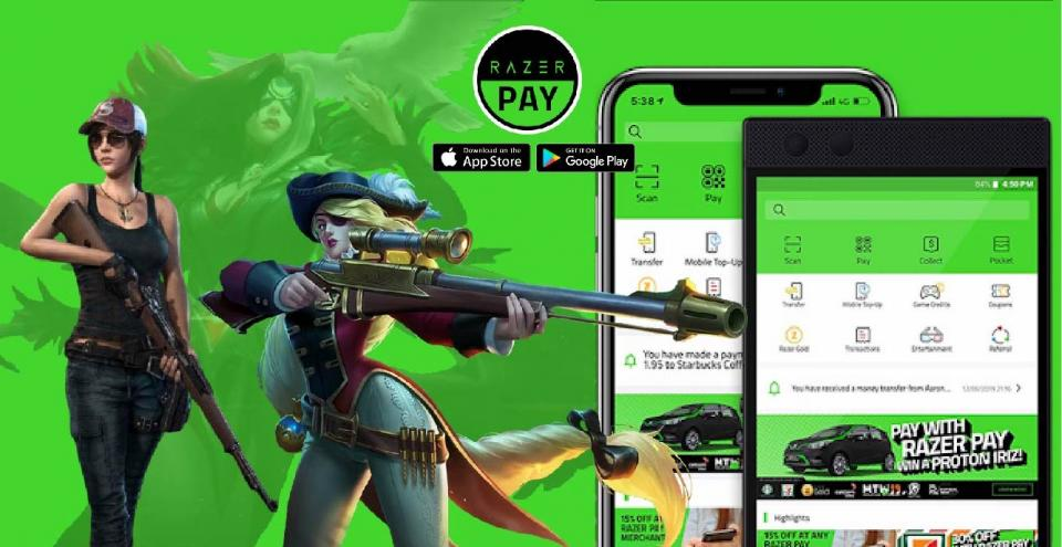 Why is Razer Pay the E-Wallet of choice for Gamers?