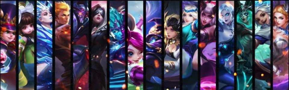 A couple of the most flexible mages for Season 16 of Mobile Legends