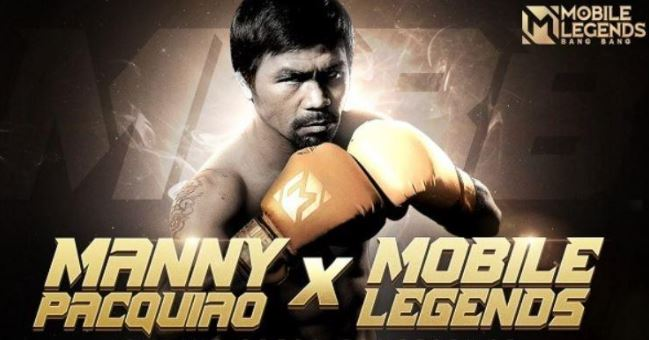 Manny Pacquiao is now a Mobile Legends Ambassador and a hero in game!
