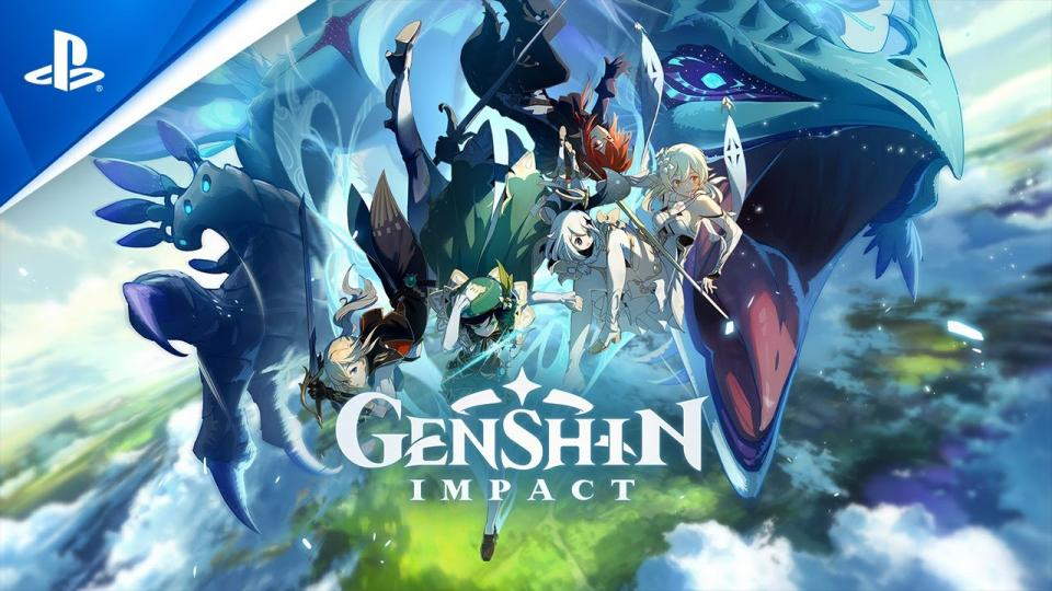 Genshin Impact hits 17 million downloads in 4 days