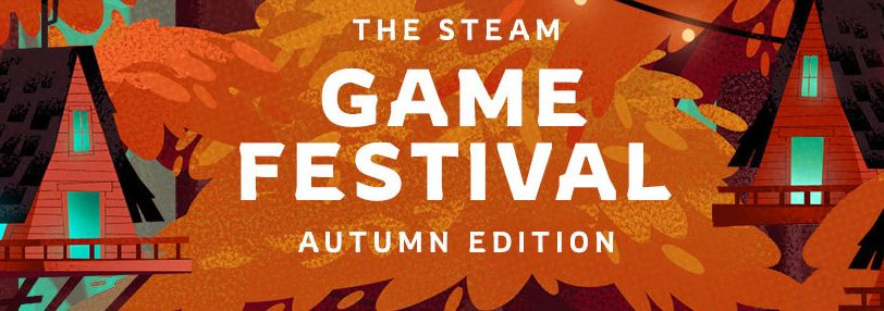 Try out hundreds of gaming titles at the Steam Game Festival Autumn Edition