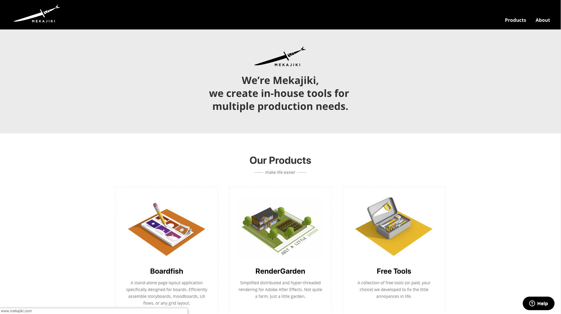 www.mekajiki.com