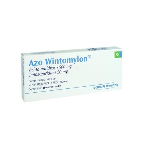 Azo Wintomylon 20 Comprimidos - $ 765,00 en Mercado Libre