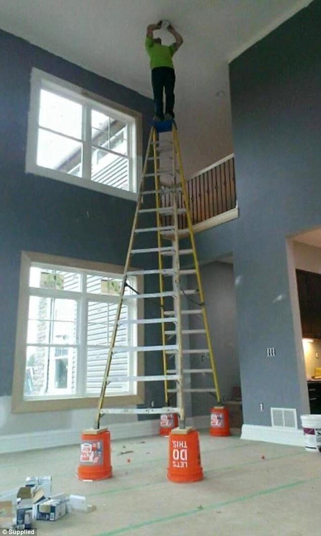 Ladder Safety Training Course Page 136 Internachi