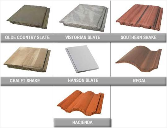Inspecting tile roofs online video course page 80 for Types of roofing materials