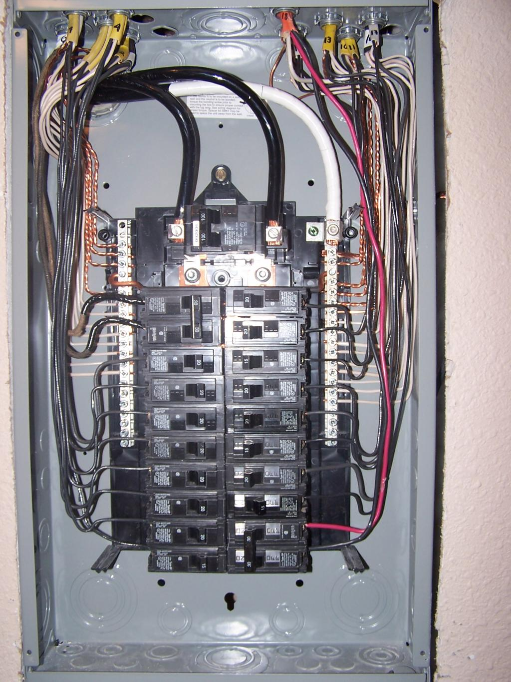 A Main Electrical Panel Inside Wiring Diagram Master Blogs 2003 Ktm 125sx Household Library Rh 50 Skriptoase De Cans Plc Control Panels