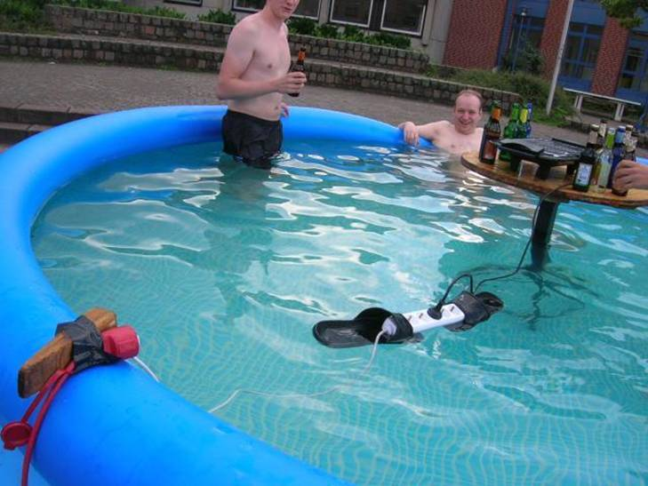 """""""How to Inspect Swimming Pools"""" Online Video Course"""