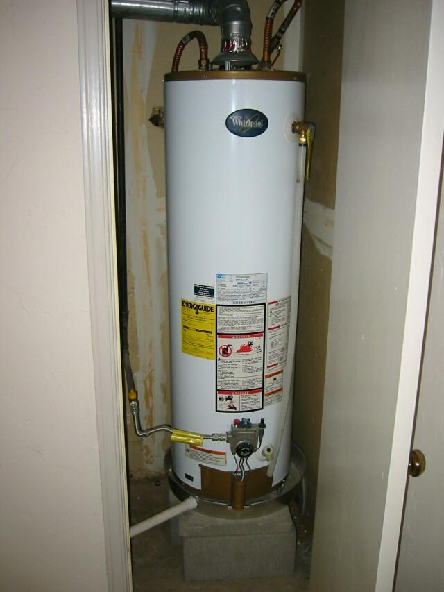 How to Inspect Water Heater Tanks Course - Page 159 - InterNACHI ...