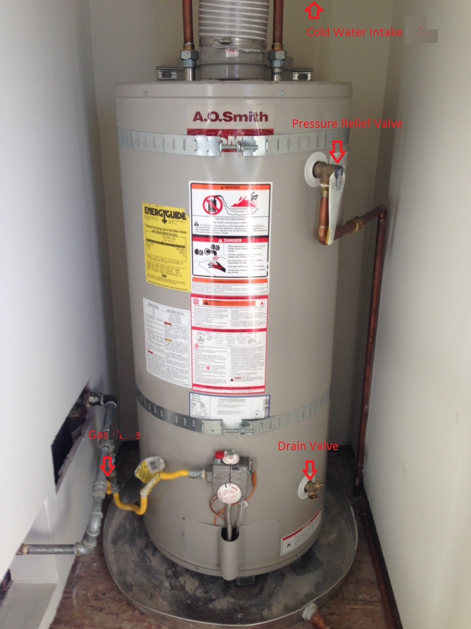 Water Tank Confined Space : How to inspect water heater tanks course page